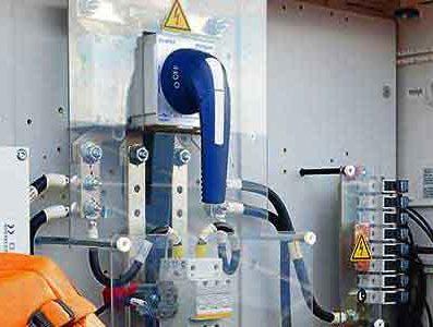 FOTOVOLTAICA: Reparación de 100 unidades inversoras fotovoltaicas.
