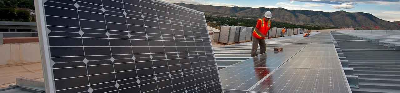 instalacion placas fotovoltaica sobre cubierta
