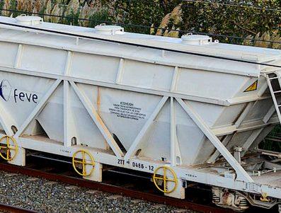 RENFE:  Implantación de portaseñales y portadocumentos en 450 vagones de ancho métrico