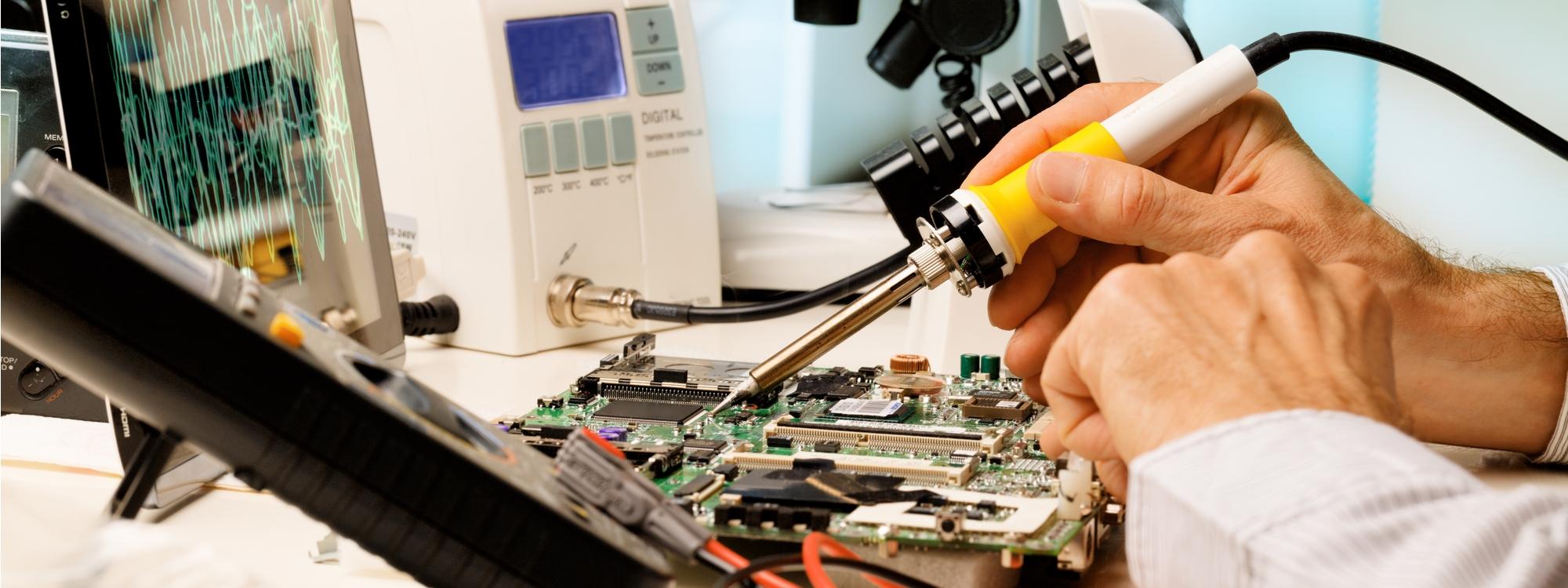 Mantenimiento Electrónico Industrial