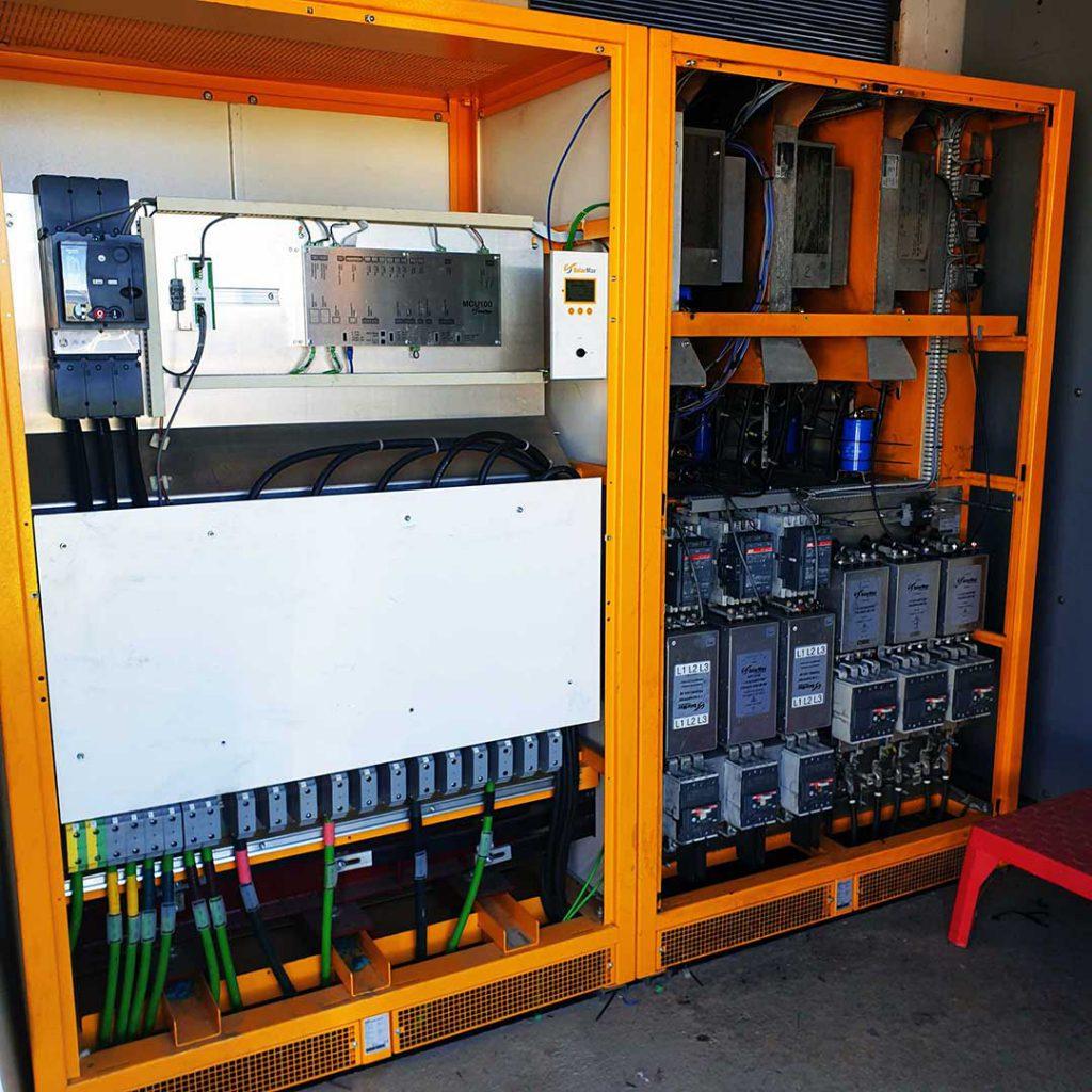 Solar Max 250 KW